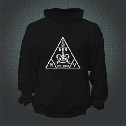 Death Squad Hoodie Front
