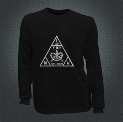 Death Squad Long Sleeve Tshirt Front