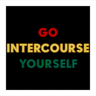 Go Intercourse Yourself Logo