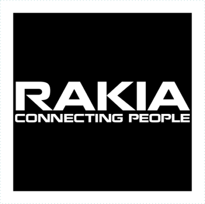 Rakia Connecting People Logo