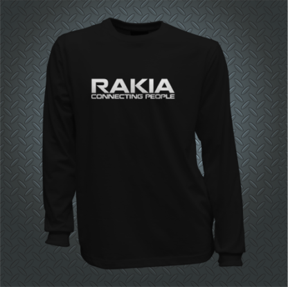 Rakia Connecting People Long Front