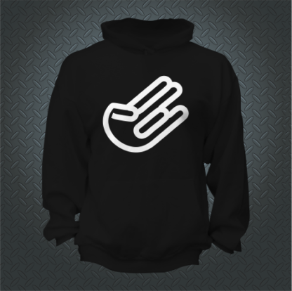 The Shocker Hoodie Front