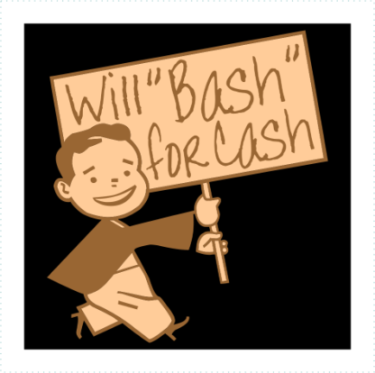 Will Bash For Cash Logo
