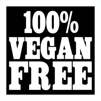 100 Percent Vegan Free