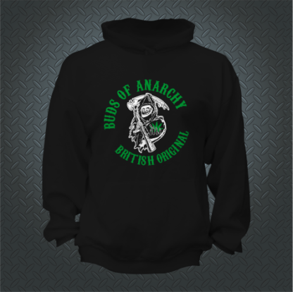 Buds Of Anarchy Hoodie