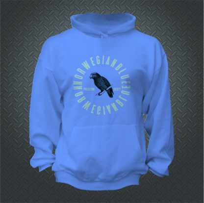 Norwegian Blue Protection Society Hoodie